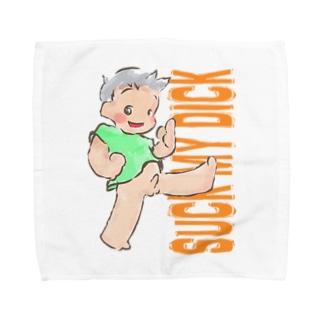 さっくまいでぃっく Towel handkerchiefs