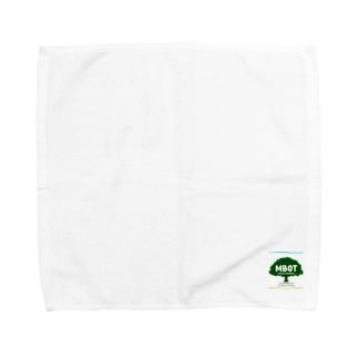 MBOT公式グッズ(空と大地バージョン) Towel handkerchiefs