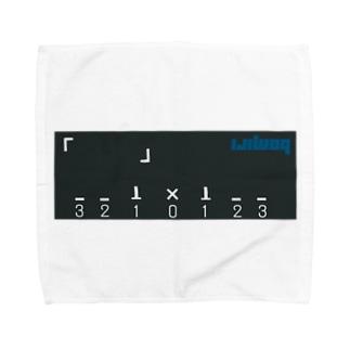舞台バミリ Towel handkerchiefs