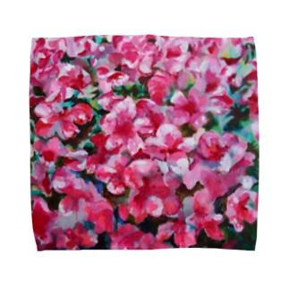 tsutsuji Towel handkerchiefs