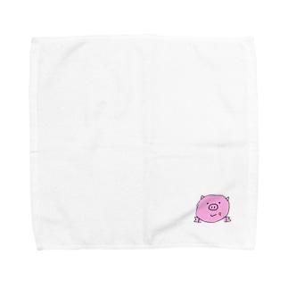 🐽 Towel handkerchiefs