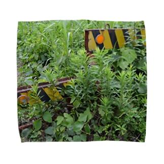 ryokuka_1 Towel handkerchiefs