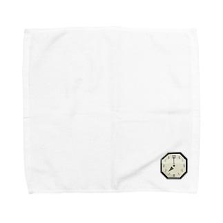 クロック Towel handkerchiefs