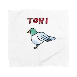 TORI タオルハンカチ