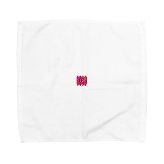 あざやいた Towel handkerchiefs