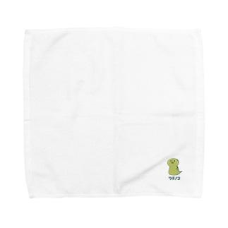 ツチノコ Towel handkerchiefs