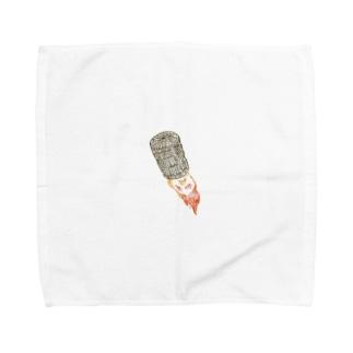 ねんぐジェット Towel handkerchiefs