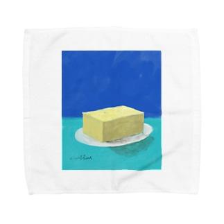 私バターが好き Towel handkerchiefs