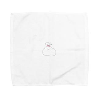 もちあんごら Towel handkerchiefs