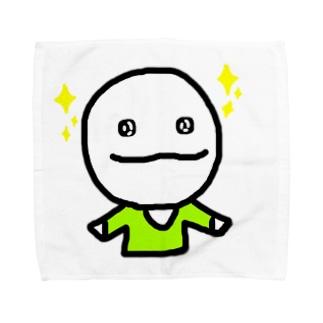 くっくん Towel handkerchiefs