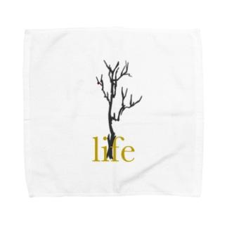 life Towel handkerchiefs