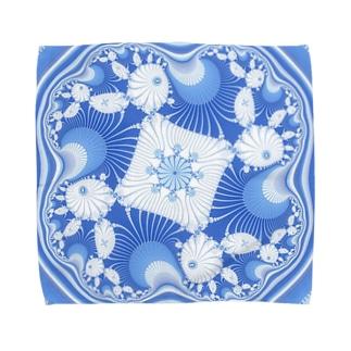 Deep Mandelbrot #009 Towel handkerchiefs