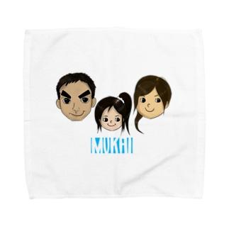 mukai Towel handkerchiefs