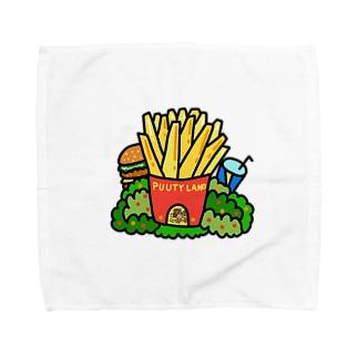 ポテトハウス Towel handkerchiefs