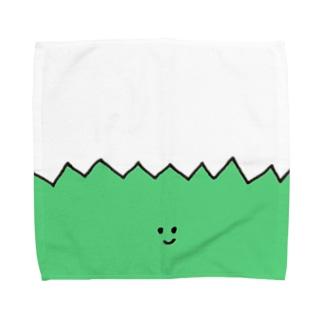 草ちゃん Towel handkerchiefs