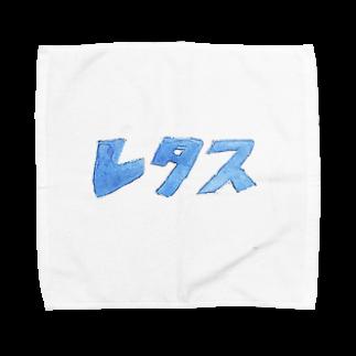 momosasanoiのレタス Towel handkerchiefs
