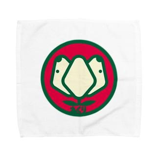 パ紋No.3164 あくり Towel handkerchiefs