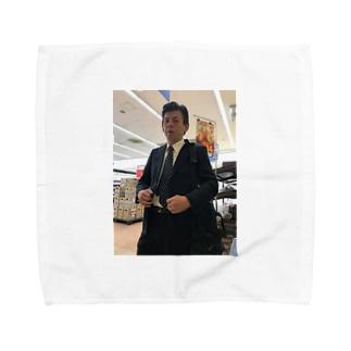 営業マン Towel handkerchiefs