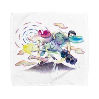 初夢 Towel handkerchiefs