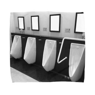 ダイキノ ノ トイレ Towel handkerchiefs