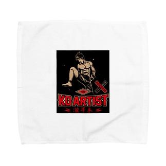 瀧澤謙太 Towel handkerchiefs
