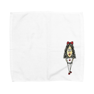 the Rodriguez Towel handkerchiefs