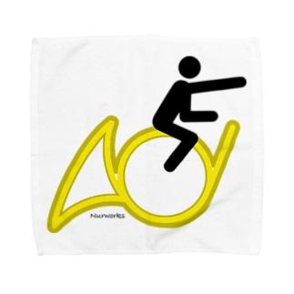 The Flying Hornist w/o Logo Towel handkerchiefs