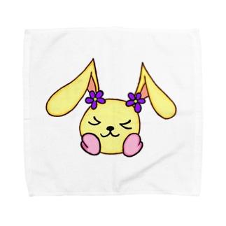 心の妖精 ココロン Towel handkerchiefs