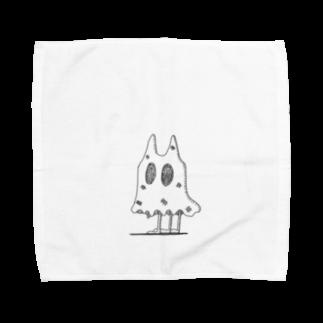Tommy_is_mozukuのかぶってるやつ Towel handkerchiefs