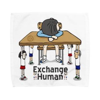 スリーピングデスク【EH】 Towel handkerchiefs