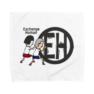 ふたりのちから【EH】 Towel handkerchiefs