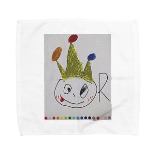 可愛いプリンスグッズ  Prince Towel handkerchiefs