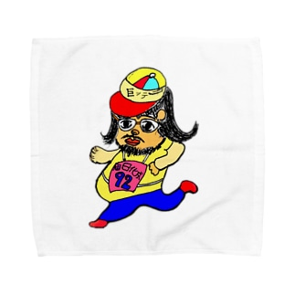 うんどうだいすき Towel handkerchiefs