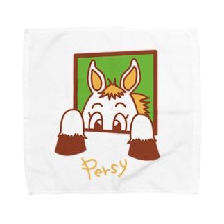 Persy(パーシー君) Towel handkerchiefs