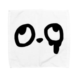 パンダ Towel handkerchiefs