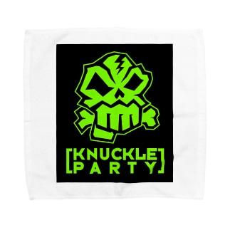 KNUCKLEPARTY Towel handkerchiefs
