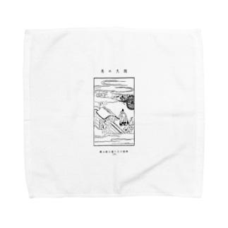 朝㒵 Towel handkerchiefs