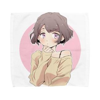 セーター Towel handkerchiefs