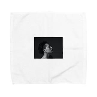 臣 Towel handkerchiefs