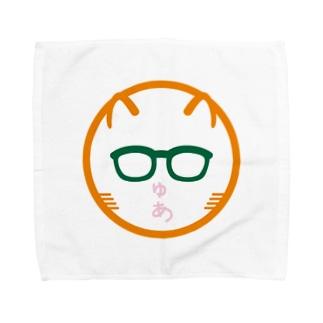 パ紋No.3186 ゆあ Towel handkerchiefs