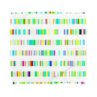 Color Bars Towel handkerchiefs