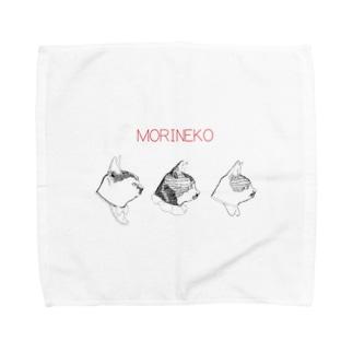 MORINEKO Towel handkerchiefs