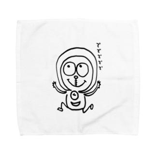 ユーキのででででで Towel handkerchiefs