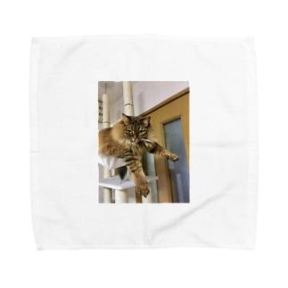 プラプラアポロ Towel handkerchiefs