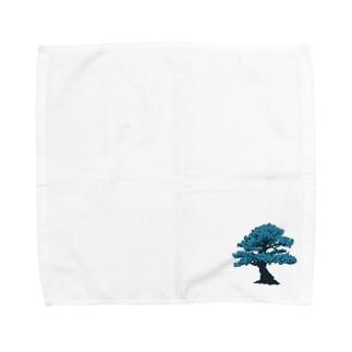 DOT BONSAI Towel handkerchiefs
