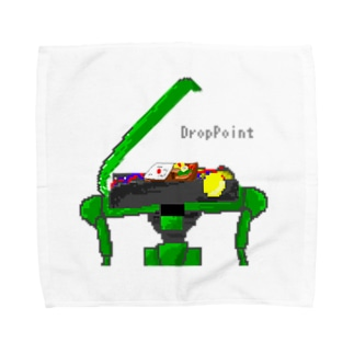 DropPointオリジナルグッズ Towel handkerchiefs