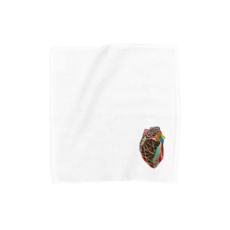 HEART Towel handkerchiefs