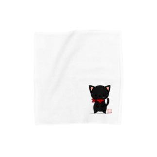 おきらく戦隊ゴレンニャア 1号 Towel handkerchiefs