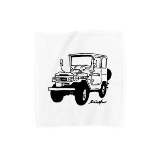 4WD Towel handkerchiefs