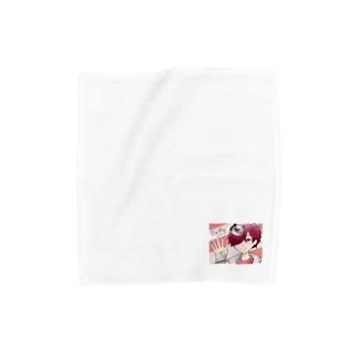 こはくのグッズ! Towel handkerchiefs